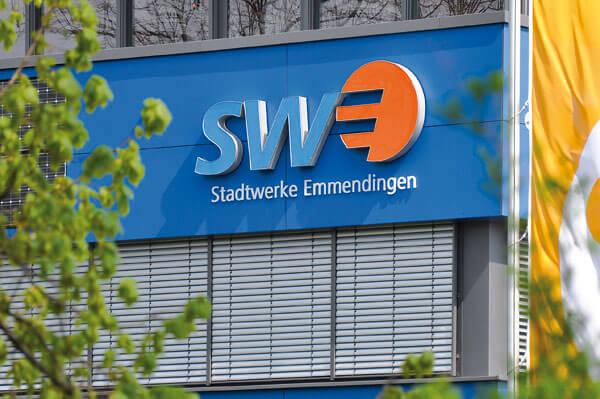 Firmensitz und Kundencenter der Stadtwerke Emmendingen GmbH