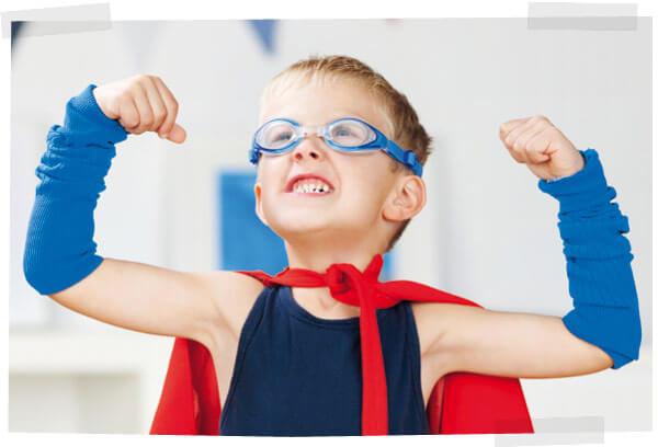 Wir machen Sie zu Energiespar-Helden