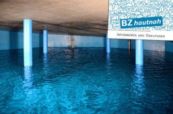 BZ-Ferienaktion: Hinab zum kühlen Nass