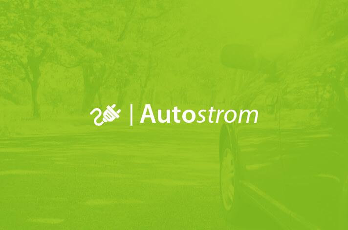 Autostrom – Ladelösungen  für die Elektromobilität.