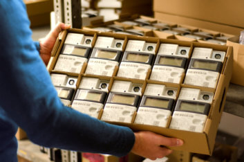 Etwa 800 Stromabnehmer in Emmendingen erhalten bald digitale Stromzähler.