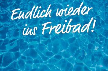 Eintritt frei: Am 30. Juni wird das Freibad über der Elz  mit einem großen Fest feierlich eröffnet