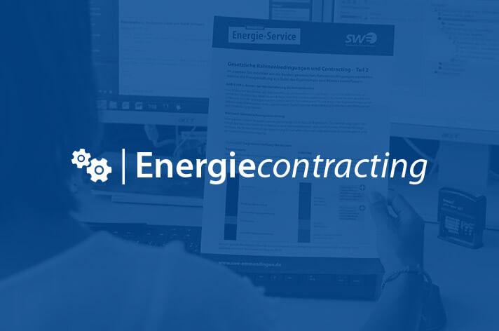 Energie-Contracting-Newsletter
