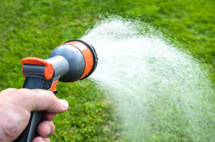 Ein Gartenwasserzähler kann sich lohnen