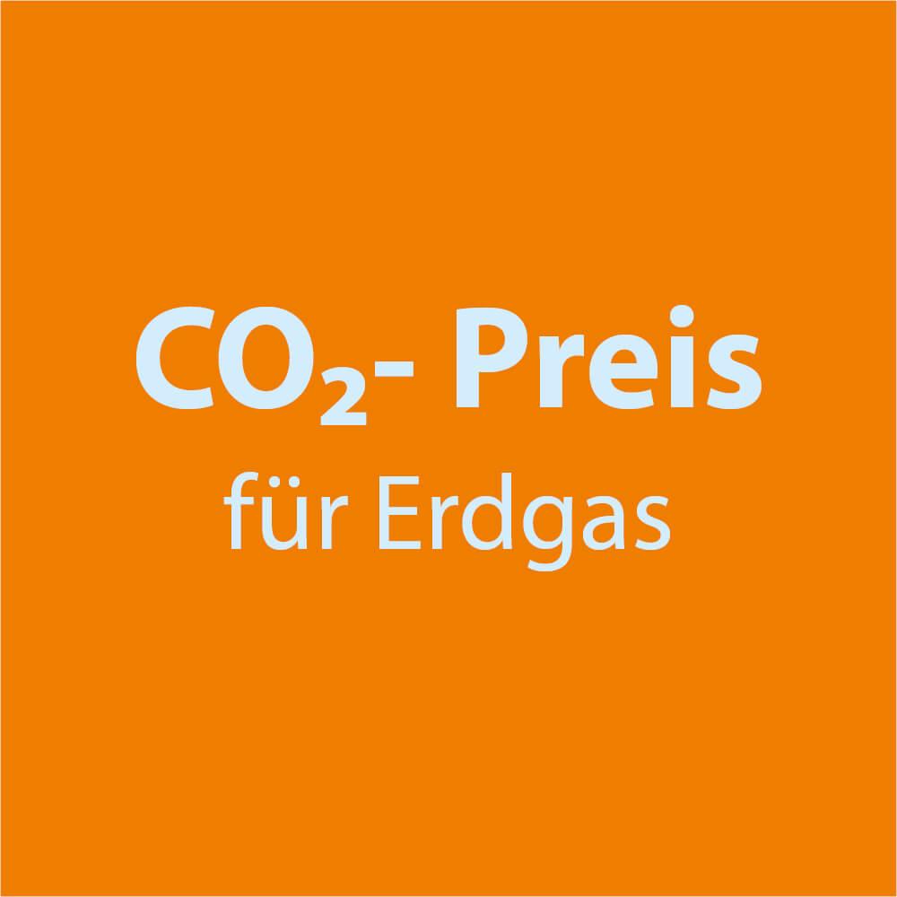 Schriftzug CO2-Preis