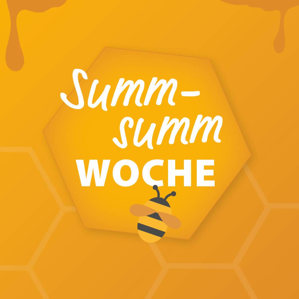 Logo der Summ-Summ-Woche