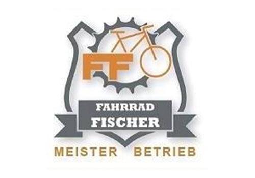 Logo des Fahrrad-Verkäufers Fahrrad Fischer.
